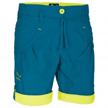 Salewa - Girl's Foxy Dry Shorts - Shortsit