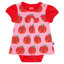 Ej Sikke Lej - Kid's Apple Body Dress - Mekko