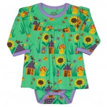 Ej Sikke Lej - Kid's Mouse & House Body Dress - Skirt