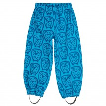Ej Sikke Lej - Kid's Softshell Pants AO Owls - Softshellhose