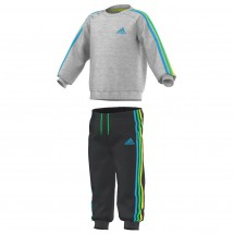 Adidas - Kid's 3-Stripes Jogger - Fleecehousut