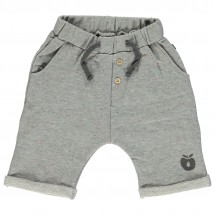Smafolk - Kid's Dotted Sweat Shorts - Shortsit