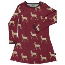 Smafolk - Kid's Dress L/S Deer - Kleid