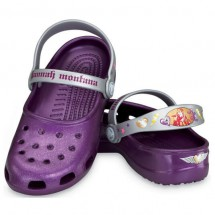 Crocs - Hannah Montana MJ - Kid's License