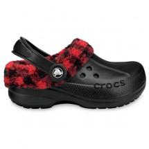 Crocs - Blitzen Lumber Jack Plaid Kids