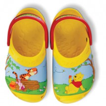 Crocs - Winnie The Pooh & Friends Custom Clog