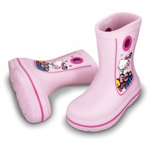 Crocs - Kids Jaunt Hello Kitty - Gummistiefel