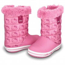 Crocs - Kids Hello Kitty Gust Boot - Winterstiefel