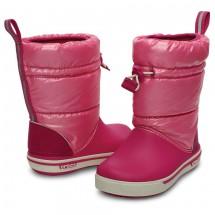 Crocs - Kids Crocband Iridescent Gust Boot - Winterstiefel