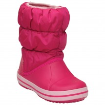Crocs - Winter Puff Boot Kids - Talvikengät
