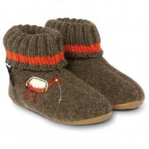 Haflinger - Kids Lama - Hutpantoffels
