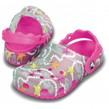 Crocs - Kid's Crocs Chameleons Seahorse - Crocs sandals
