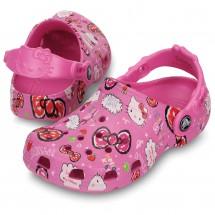 Crocs - Kid's Classic Hello Kitty Clog - Ulkoilusandaalit