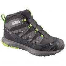 Salomon - Kid's Trail Mid CS WP J - Chaussures de randonnée