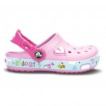 Crocs - Kid's CC Hello Kitty Plane Clog EU - Outdoor sandals