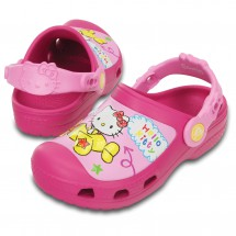 Crocs - Kid's CC Hello Kitty Plane Clog EU - Outdoorsandalen