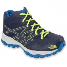 The North Face - Boy's Hedgehog Hiker Mid WP - Hiking shoes