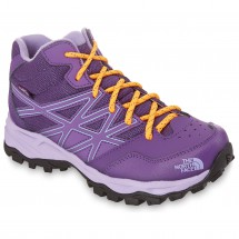 The North Face - Girl's Hedgehog Hiker Mid WP - Hiking shoes