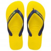 Havaianas - Kid's Brasil Logo - Sandals
