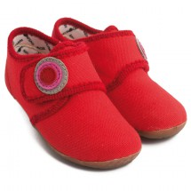 Haflinger - Kid's Slipper Finish - Hutpantoffels