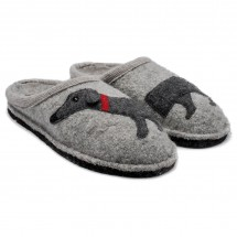 Haflinger - Kid's Flair Dackel - Hutpantoffels
