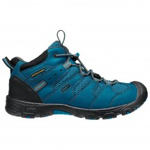 Keen - Kid's Koven Mid Suede WP - Hiking shoes