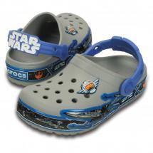 Crocs - Kid's CrocsLights StarWarsXwing Clog - Sandals