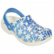 Crocs - Kid's Classic Snowflake Clog - Ulkoilusandaali