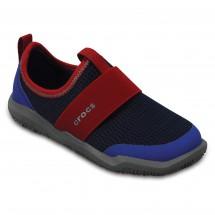 Crocs - Kid's Swiftwater Easy-On Shoe - Ulkoilusandaalit