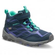 Merrell - ML-Girls Moab FST Mid A/C Wtrp - Walking boots