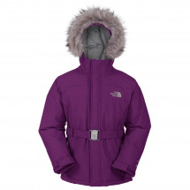 The North Face - Girl's Greenland Jacket - Gefütterter Parka
