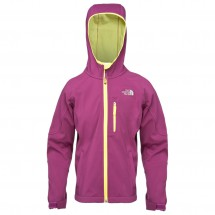 The North Face - Girl's Softshell Jacket - Softshellhoodie