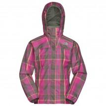 The North Face - Girl's Plaid Resolve Jacket - Regenjacke