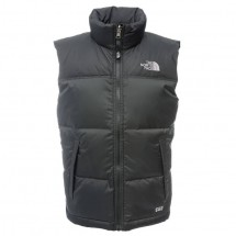 The North Face - Boy's Nuptse Vest - Doudoune sans manches