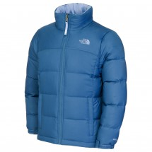 The North Face - Girl's CLR Nuptse Jacket - Doudoune