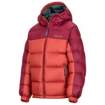 Marmot - Boy's Guides Down Hoody - Down jacket