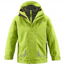 Vaude - Kids Campfire 3in1 Jacket III - Kaksiosainen takki
