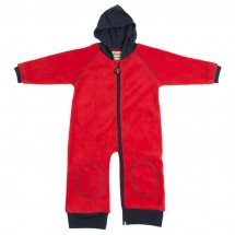 Ducksday - Kids 1-Piece Fleecesuit - Haalarit