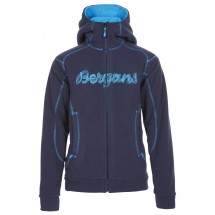 Bergans -Youth Bryggen Jacket - Fleecejacke