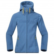 Bergans - Kid's Bryggen Youth Girl Jacket - Fleece jacket