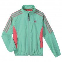 Adidas - Girl's Midsky Jacket - Softshelltakki