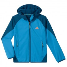 Adidas - Boy's Trekk Hoody - Fleece jacket