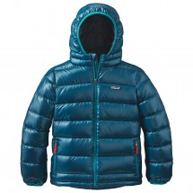 Patagonia - Boy's Highloft Down Sweater Hoody - Doudoune