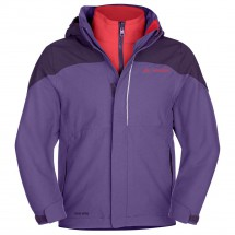 Vaude - Kid's Little Champion 3In1 Jacket IV - Dubbel jack