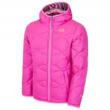 The North Face - Girl's Rev Moondoggy Jacket - Doudoune