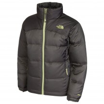 The North Face - Boy's Nuptse II Jacket - Untuvatakki