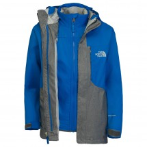 The North Face - Kid's Patch-On Triclimate Jacket