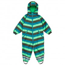Ej Sikke Lej - Kid's Striped Outerwear Winter Suit - Overall