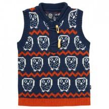 Ej Sikke Lej - Kid's Nordic Knit Waistcoat - Weste