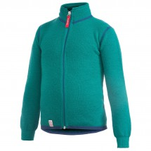 Woolpower - Kid's Full Zip Jacket 400 - Wool jacket